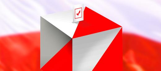 Obwieszczenie komisarza wyborczego w Lublinie o wynikach wyborów