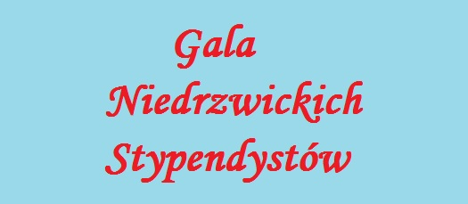 Gala Niedrzwickich Stypendystów