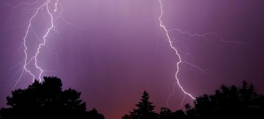 Ostrzeżenie o burzach z gradem - 6.05.2015