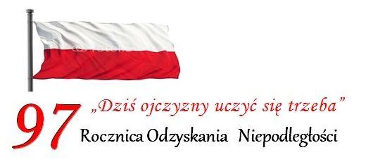 """Wieczornica Patriotyczna """"Niepodległość 2015"""" - 11 listopada 2015 r. g. 15:30"""