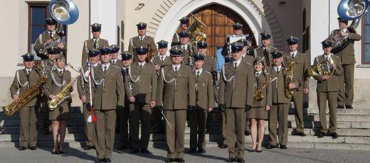 Koncert kolęd w wykonaniu Orkiestry Wojskowej z Lublina 6 I 2016 g. 18:00, sala GOKSiR. Wstęp wolny.