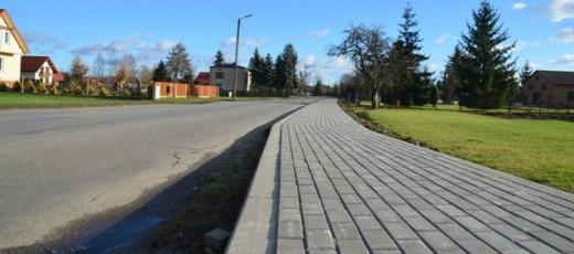 Przebudowa ul. Kolejowej - układanie nawierzchni asfaltowej - 21-22.11.2019