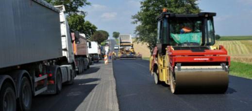 Utrudnienia w korzystaniu dróg na terenie Gminy Niedrzwica Duża