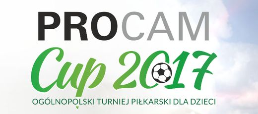 PROCAM CUP 2017 -  ogólnopolski turniej piłkarski dla dzieci w Niedrzwicy Dużej