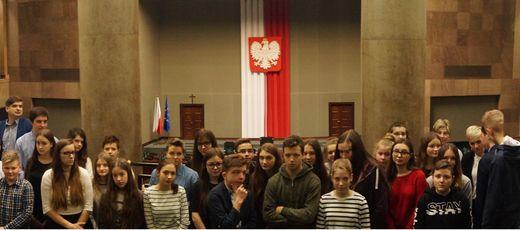 Lekcja demokracji w Sejmie