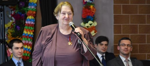 Złoty Krzyż Zasługi dla Elżbiety Karczyńskiej-Mierzyńskiej, Dyplomy Uznania dla organizacji pozarządowych