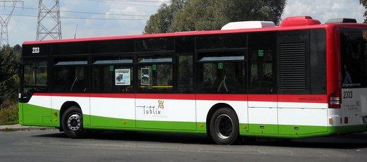 Zmiana rozkładu jazdy autobusu lini nr 8 do Krężnicy Jarej