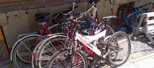 Zbiórka rowerów dla podopiecznych Domu Dziecka - 24-26.04.2019 r.
